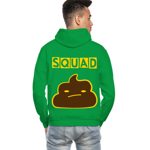 Big Petty Hoodie - kelly green