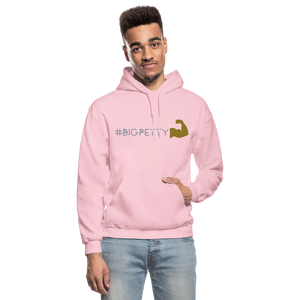 Big Petty Hoodie - light pink