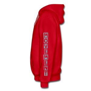 Big Petty Hoodie - red