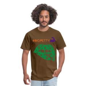 Big Petty T-Shirt - brown