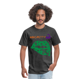 Big Petty T-Shirt - heather black