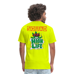 Big Petty T-Shirt - safety green