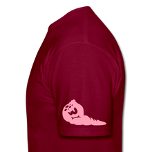Load image into Gallery viewer, Big Petty T-Shirt - burgundy