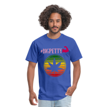 Load image into Gallery viewer, Big Petty T-Shirt - royal blue