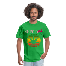 Load image into Gallery viewer, Big Petty T-Shirt - bright green