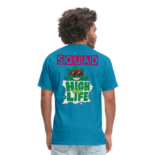 Load image into Gallery viewer, Big Petty T-Shirt - turquoise