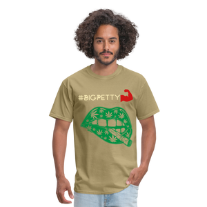 Big Petty T-Shirt - khaki