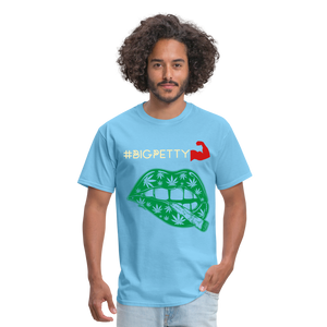 Big Petty T-Shirt - aquatic blue
