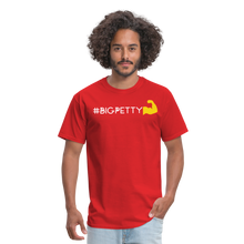 Load image into Gallery viewer, Big Petty T-Shirt - red
