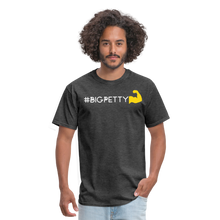 Load image into Gallery viewer, Big Petty T-Shirt - heather black
