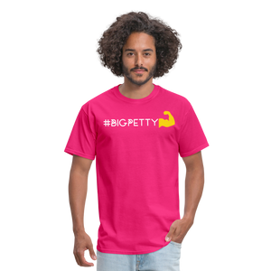 Big Petty T-Shirt - fuchsia