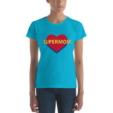 Load image into Gallery viewer, SuperMom t-shirt - N A M E INC