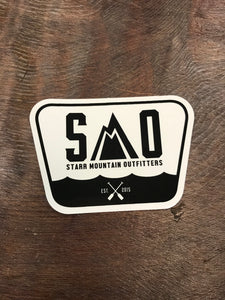 Original SMO Sticker