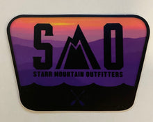 SMO Logo Stickers