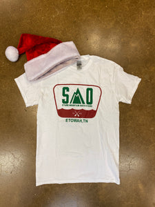 Christmas Logo Short Sleeve
