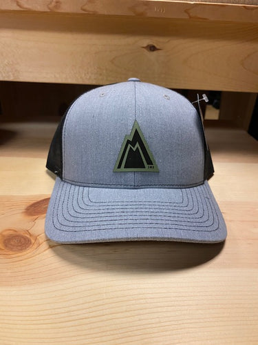 Mountain Logo Cap Series