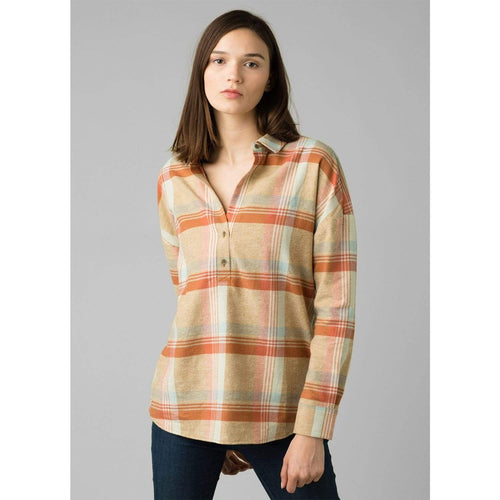 Dante Flannel Top