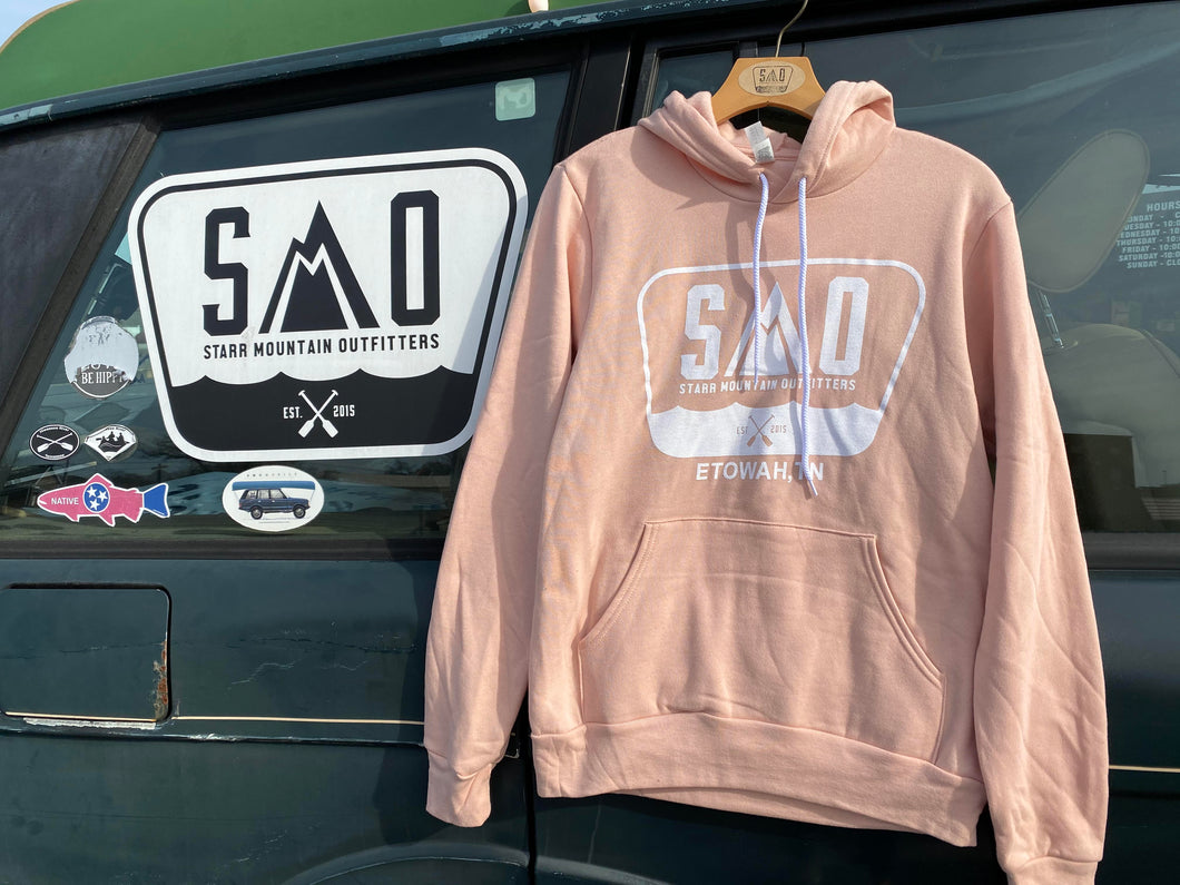 SMO Canvas Hoodie