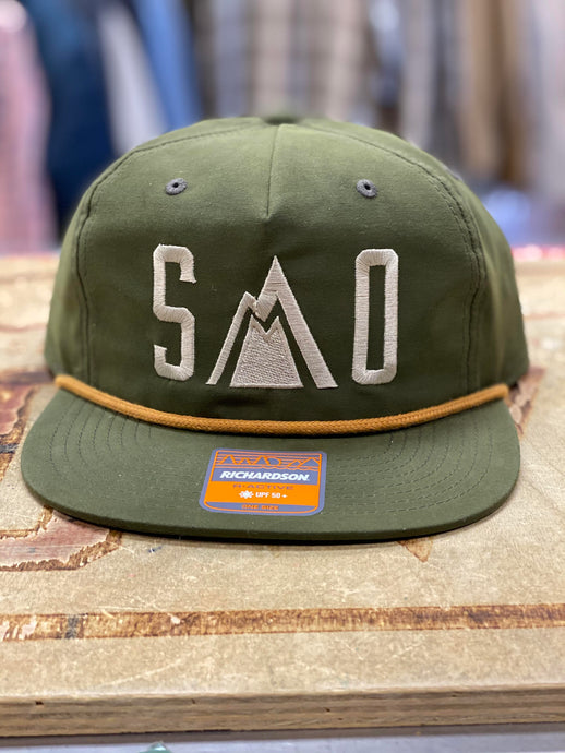 SMO Rope Hat