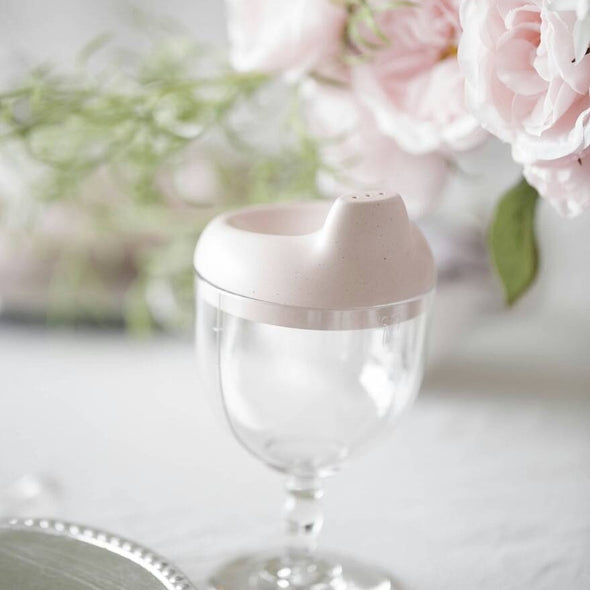Sommelier Sippy Cup-Pink