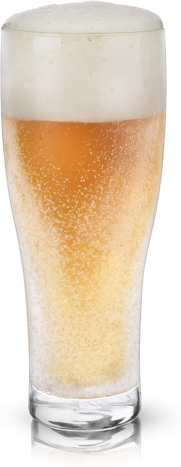 Double Walled Chilling Beer Glass