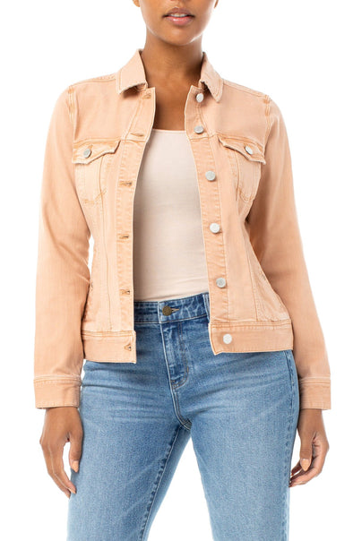 Classic Jean Jacket High Performance Denim