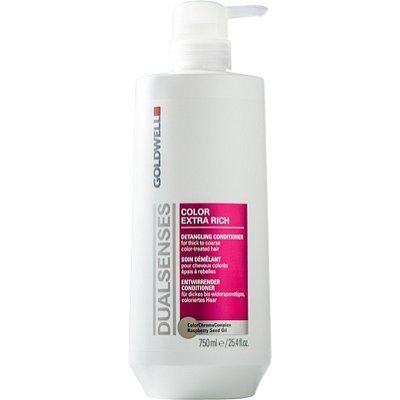 Goldwell Dualsenses Color Extra Rich Conditioner, 25.4 Ounce by Goldwell