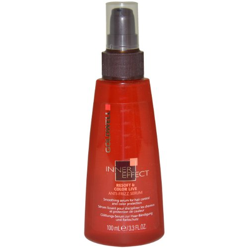 Inner Effet Resoft and Color Live Conditioner Spray By Goldwell for Unisex Hair Spray, 5 Ounce