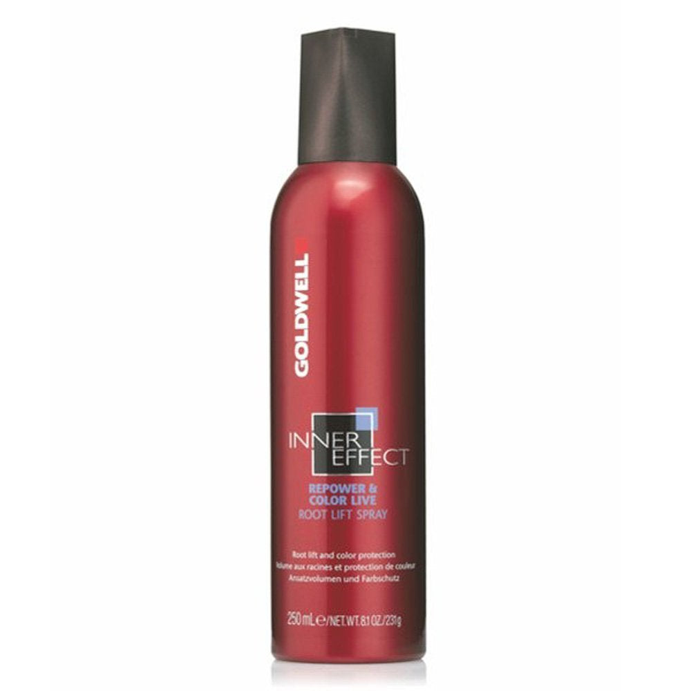 BRAND NEW Goldwell Inner Effect Repower & Color Live Root Lift Spray 8.1 oz