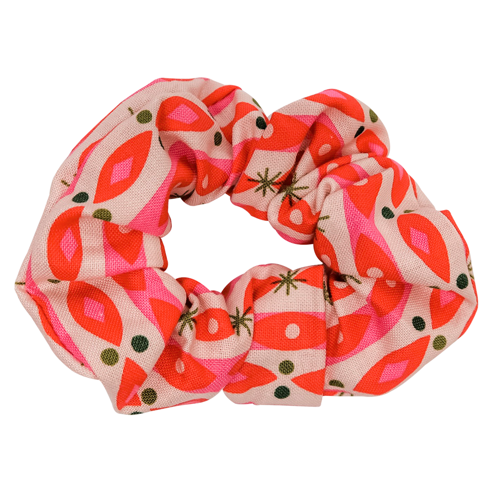 Christmas Stripes Scrunchie - Bubbly Soaps
