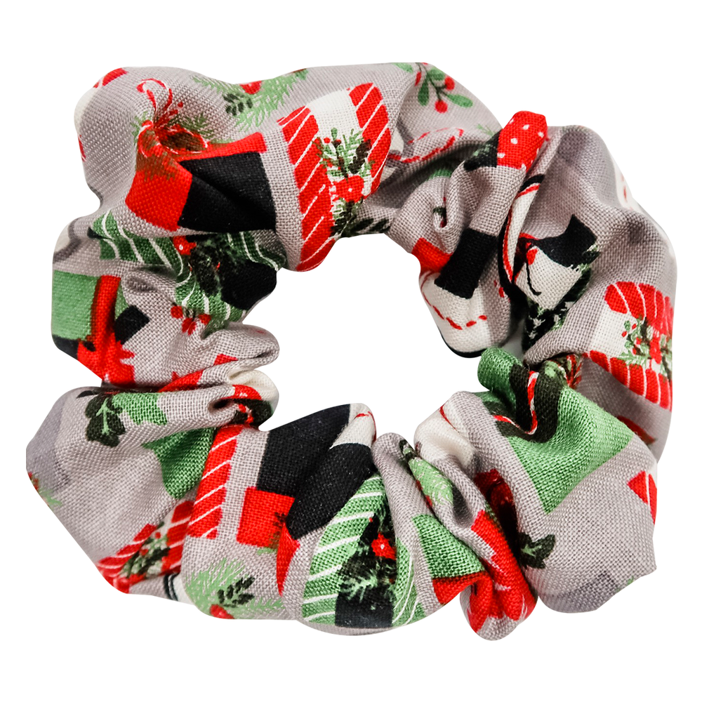 Christmas Presents Scrunchie