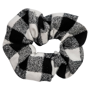 White Buffalo FLANNEL Scrunchie - Bubbly Soaps
