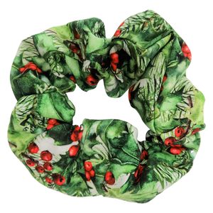 Christmas Wreath Scrunchie - Bubbly Soaps