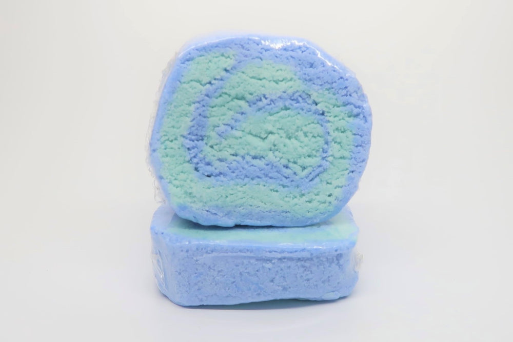 Blue Hydrangea Artisan Bubble Bar