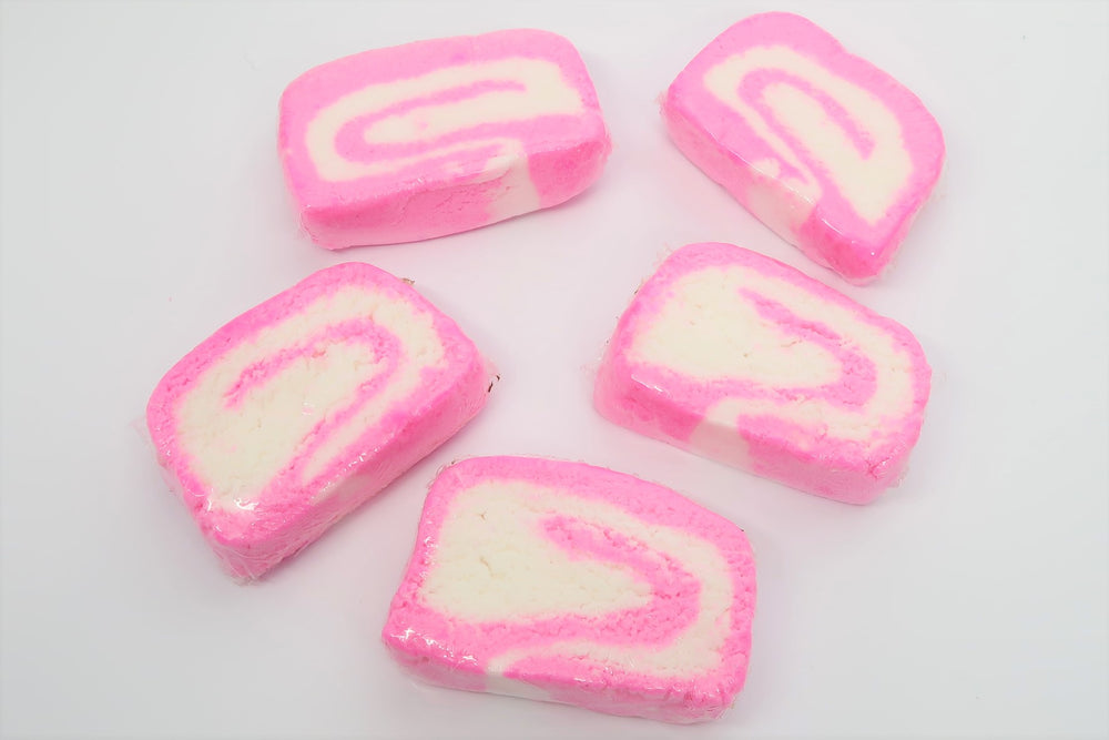 Sweet Pea Artisan Bubble Bar - Bubbly Soaps Bubble Bar