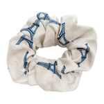 Paris Scrunchie