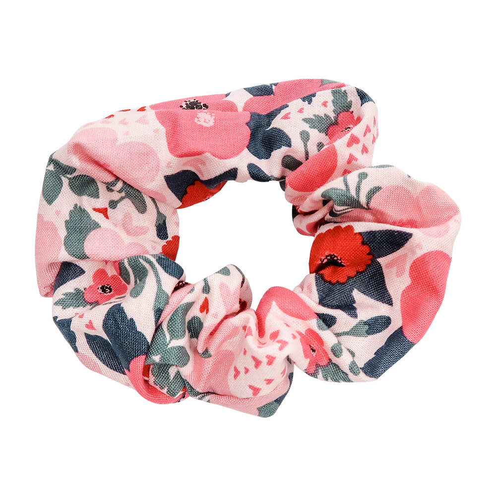 Garden of Love Scrunchie - Bubbly Soaps