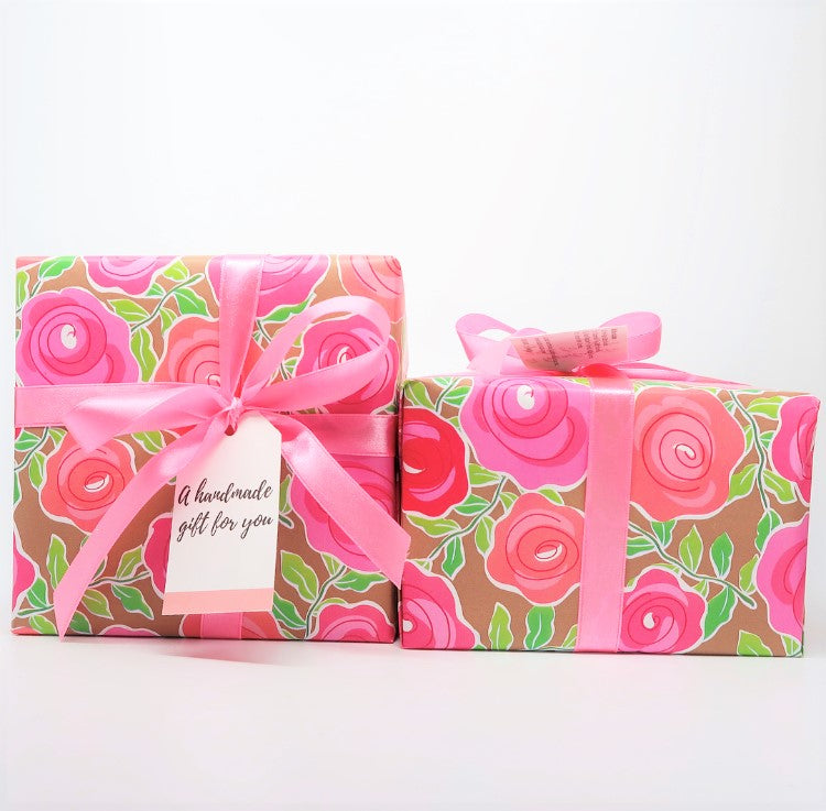Set of 4 Bath Bombs Gift Box #1
