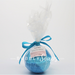 Fresh Blues Artisan Bath Bomb - Bubbly Soaps Bath Bomb