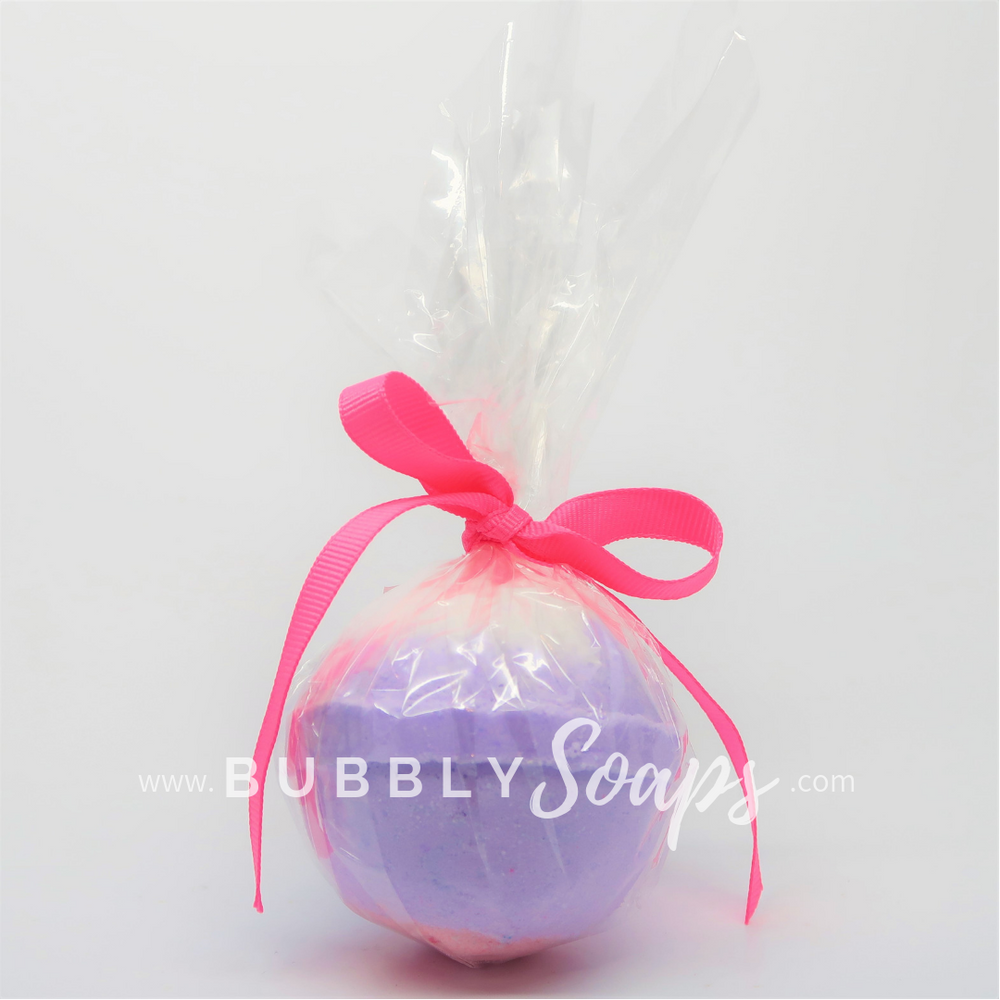Unicorn Artisan Bath Bomb - Bubbly Soaps Bath Bomb