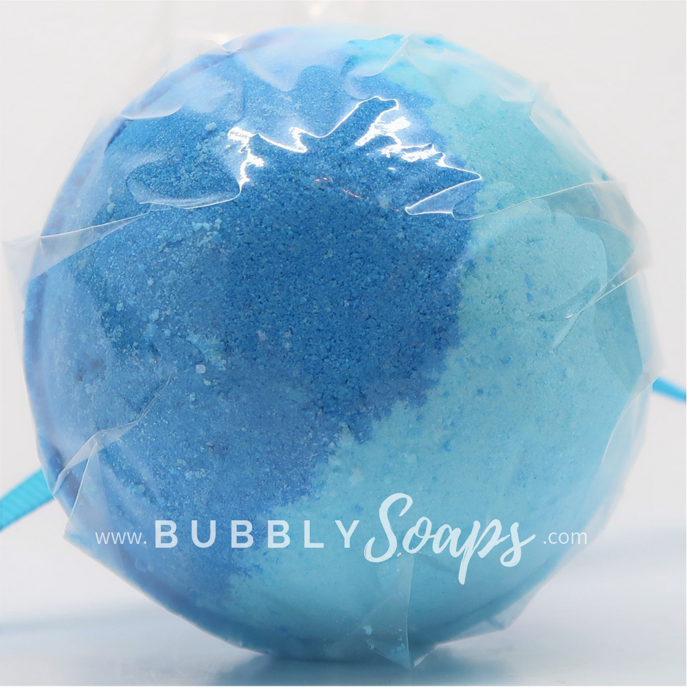 Fresh Blues Artisan Bath Bomb