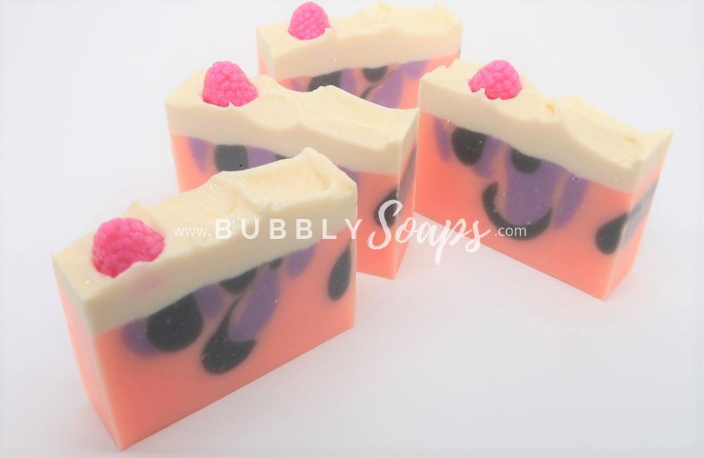 Black Raspberry Vanilla Artisan Soap