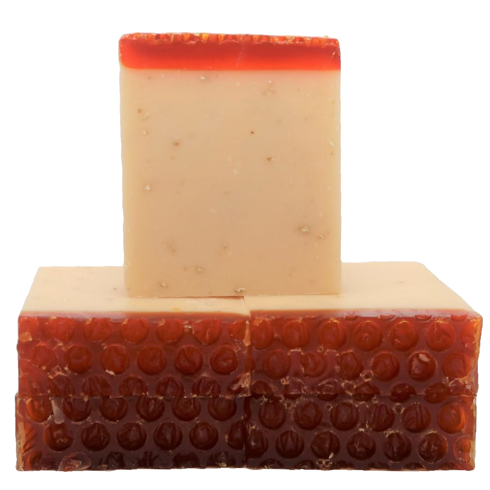 Oatmeal Honey Soap