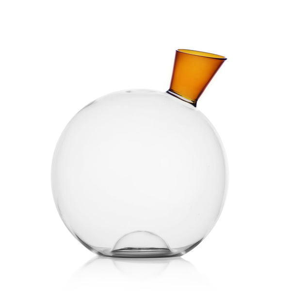 Travasi Decanter - Amber/Clear