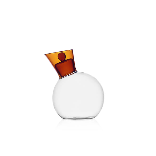 Travasi Oil Bottle - Amber/Clear
