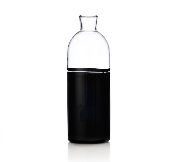 Colore Jug - Clear/Black