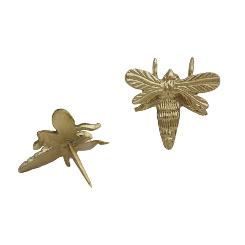 Queen Bee Candle Pin by Doing Goods