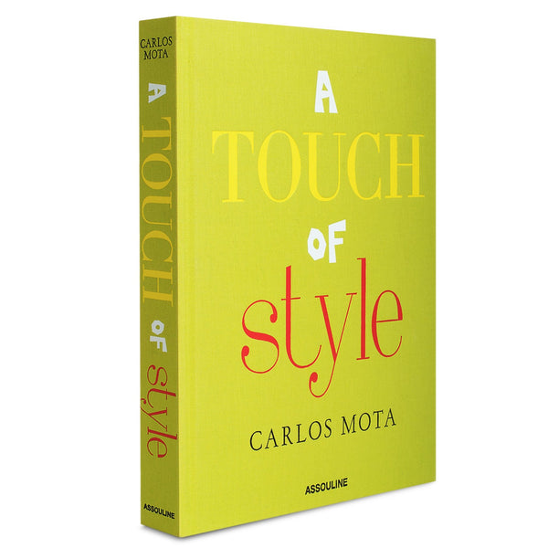Touch of Style by Carlos Mota | Assouline