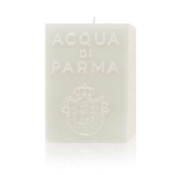 White cube candle cloves | Acqua di Parma