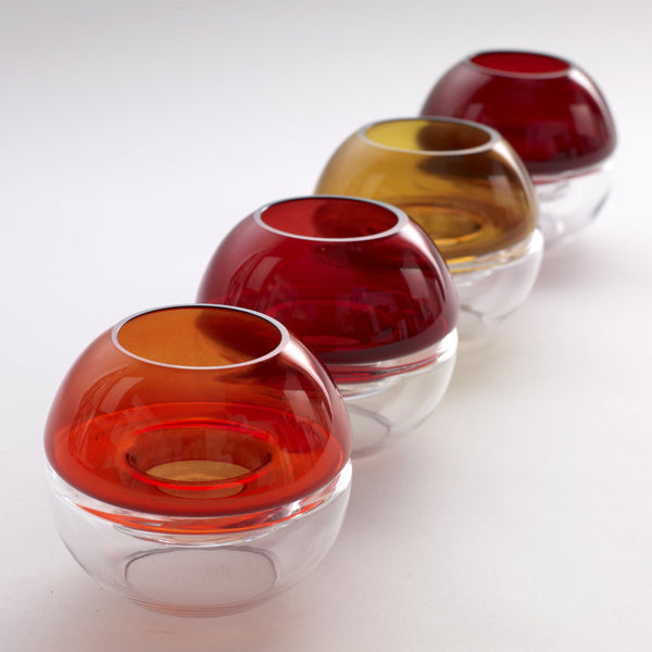 Tealights Berry Colors by Serax